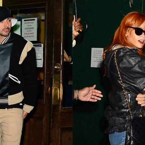 """Rihanna: une soirée avec son """"baby"""" Karim Benzema"""
