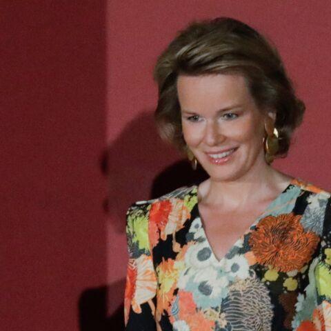Mathilde de Belgique: quand la reine des Belges s'habille comme Rihanna