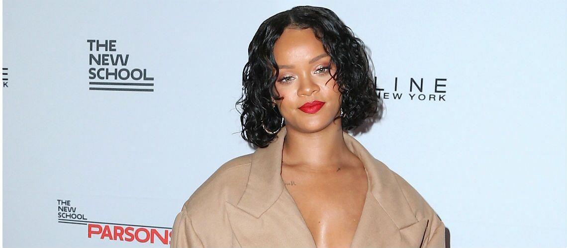 PHOTOS – Rihanna assume sa prise de poids malgré les critiques
