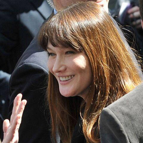Carla Bruni-Sarkozy, sa dernière arme capillaire