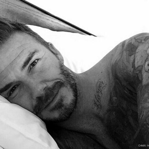 David Beckham: Un compte Instagram pour ses 40 ans