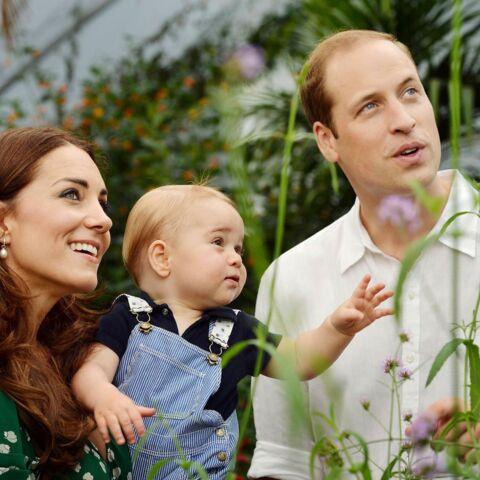 Royal baby 2: George ne sera pas présent pour l'accouchement