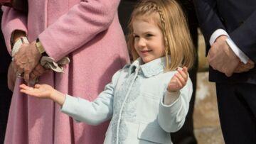 Estelle de Suède, star de l'anniversaire du roi Carl Gustav