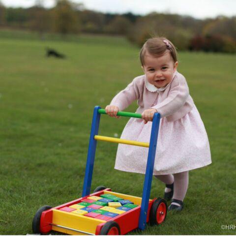 Princesse Charlotte: l'avalanche de cadeaux
