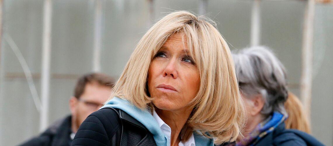 """Brigitte Macron """"sous cloche""""? On lui demande d'en faire moins"""