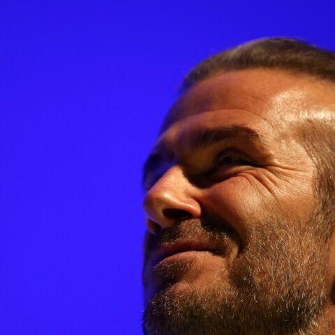 PHOTOS – David Beckham fête ses 42 ans, ses enfants lui offrent le plus beau des cadeaux