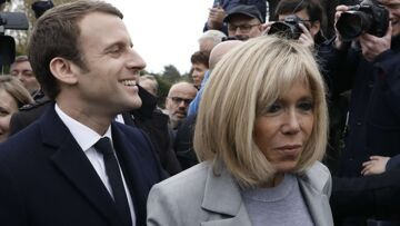 Encore une rumeur! Emmanuel Macron et Brigitte Trogneux ensemble lorsqu'il était au lycée