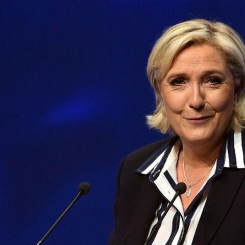 Quand Marine Le Pen vanne Emmanuel Macron qui menace de quitter le plateau du débat