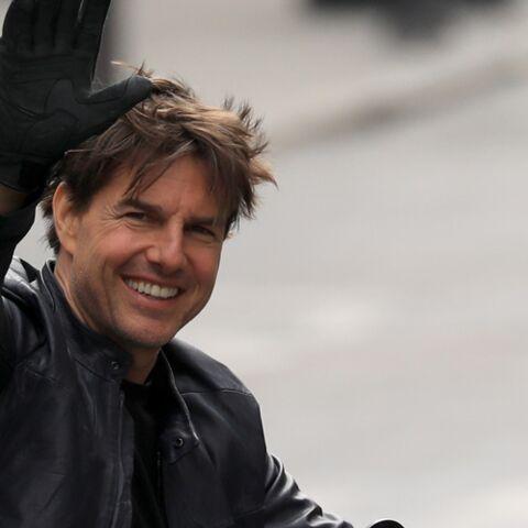PHOTOS – Un baiser de cinéma? Tom Cruise et Vanessa Kirby joignent l'utile à l'agréable sur le tournage de Mission Impossible 6