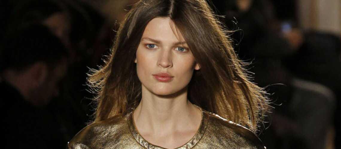 Fashion Week – Le vestiaire or de Barbara Bui