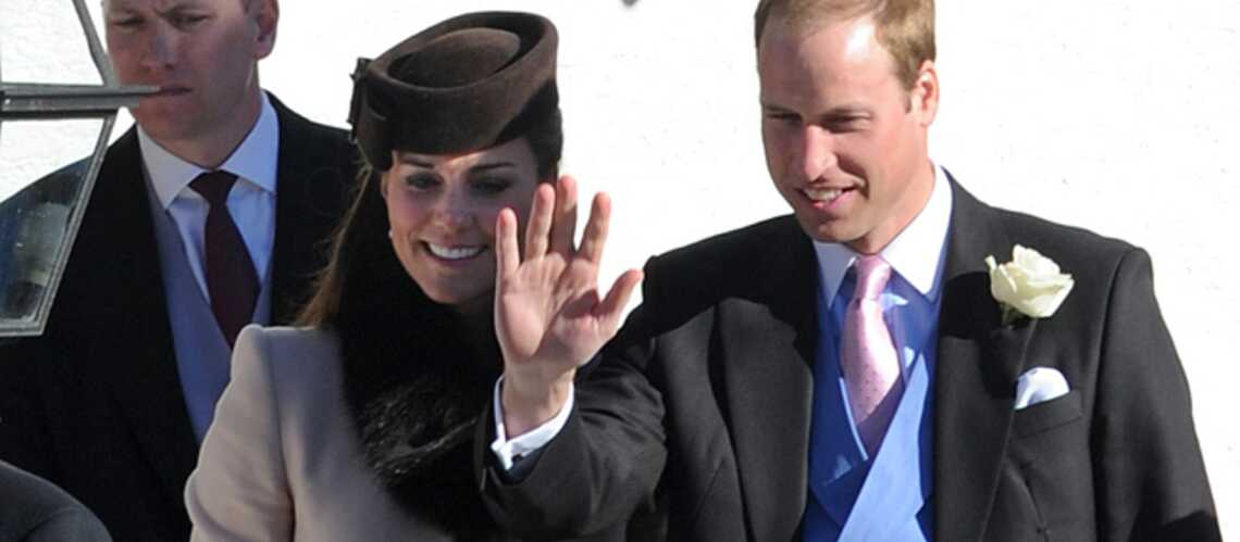 Kate et William, de l'île Moustique aux montagnes suisses