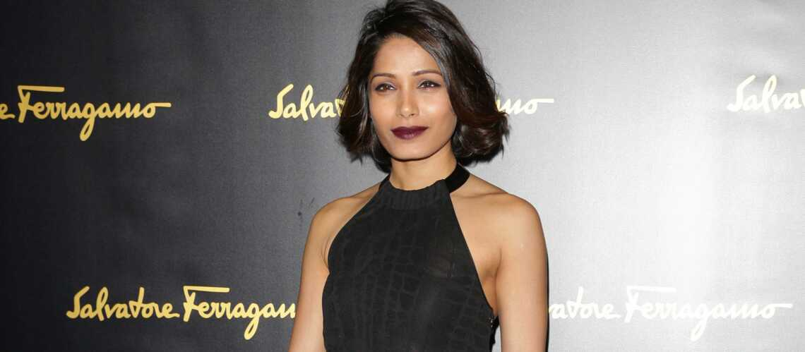 Copié-collé de star – Freida Pinto