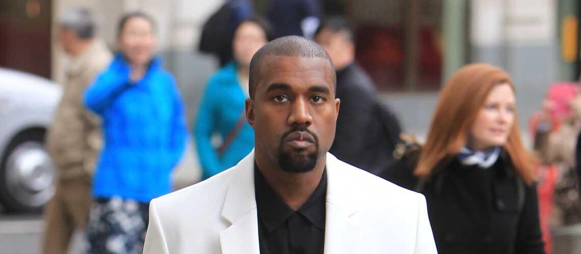 Kanye West: «Je suis béni»