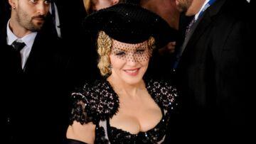 Madonna, censurée par Instagram pour avoir montré ses seins
