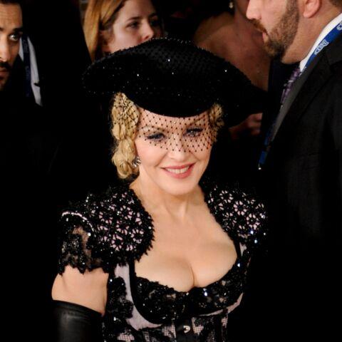 Madonna: la superstar qui avait peur des foules