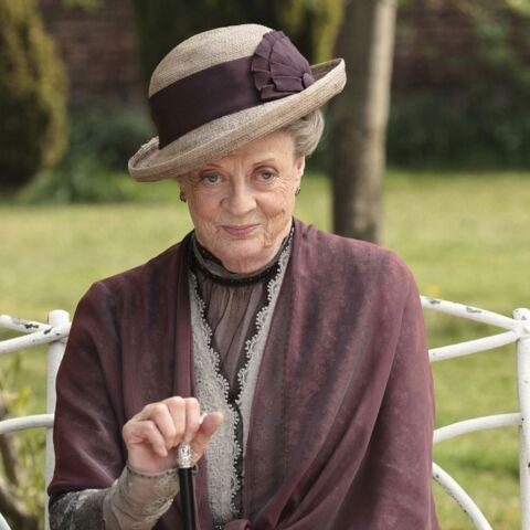 Maggie Smith pourrait dire goodbye à Downton Abbey