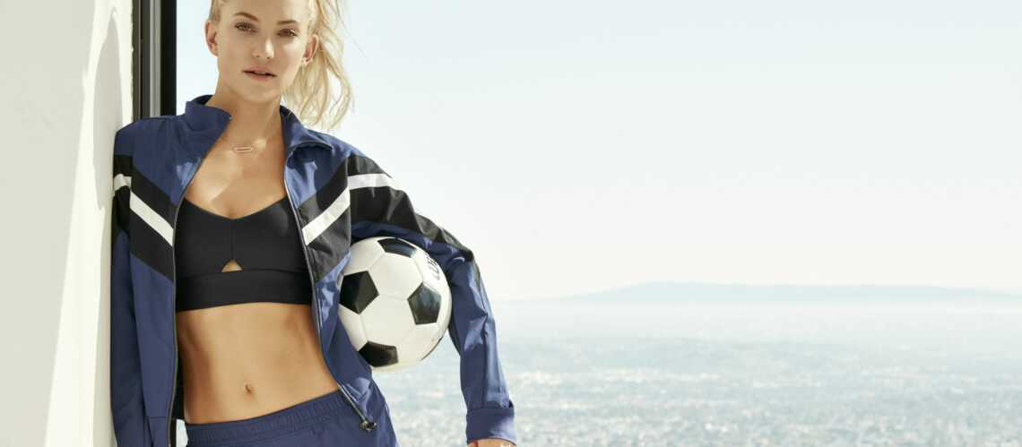 Kate Hudson lance sa marque de sport de luxe