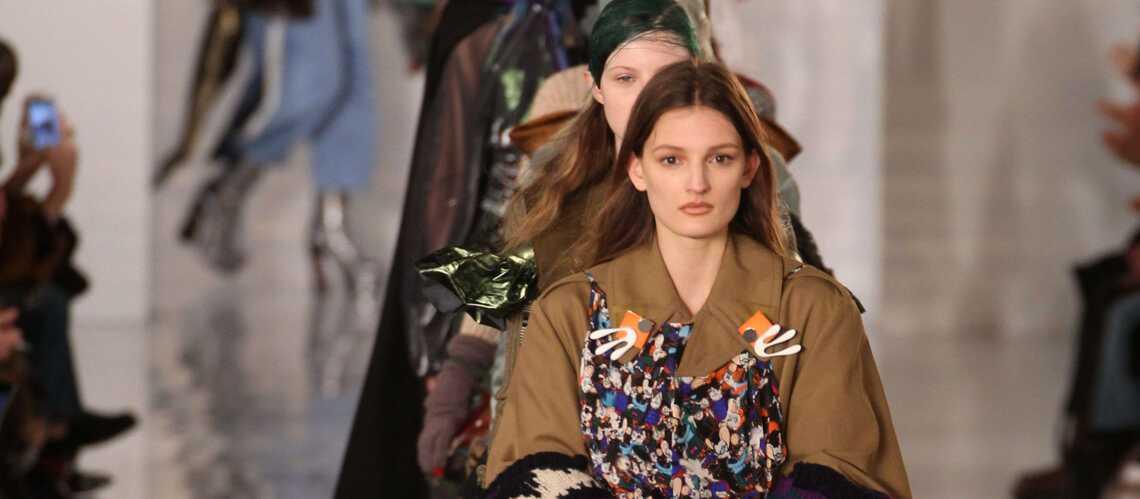 Paris Fashion Week: extravaganza martiale chez Maison Margiela