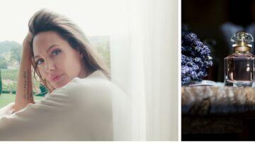 Angelina Jolie: découvrez les coulisses de sa collaboration avec Guerlain
