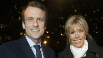 L'entourage d'Emmanuel Macron s'inquiète des vêtements de luxe portés par Brigitte Macron
