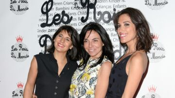 Soirée entre copines pour Estelle Denis, Sandra de Matteis et Laurie Cholewa sexy et engagées!