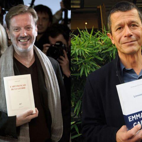 Alexis Jenni et Emmanuel Carrère, un Renaudot et un Goncourt