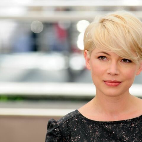 Michelle Williams, Marilyn aux cheveux courts