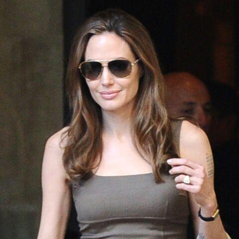 Angelina Jolie, Jennifer Aniston: de précieuses fiancées