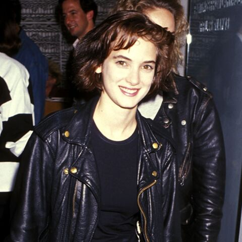 Fashion flash-back – Winona Ryder
