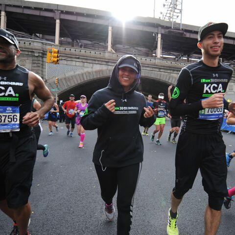 Alicia Keys termine son premier marathon de New York