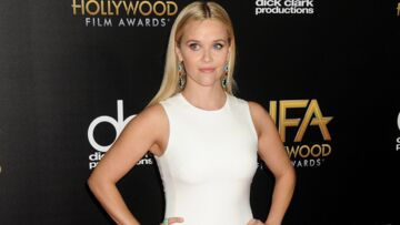 Reese Witherspoon, apparition virginale aux Hollywood Film Awards