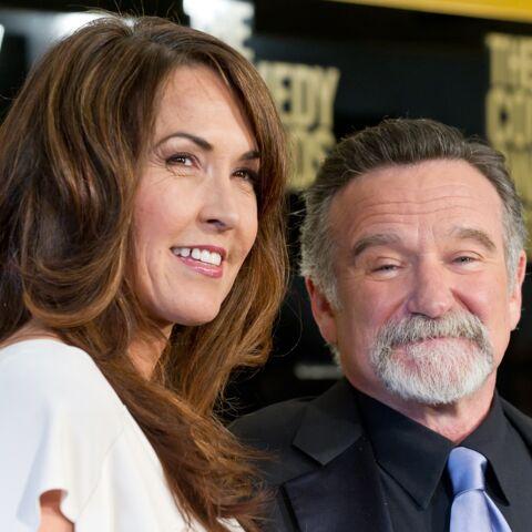 La veuve de Robin Williams parle pour la première fois