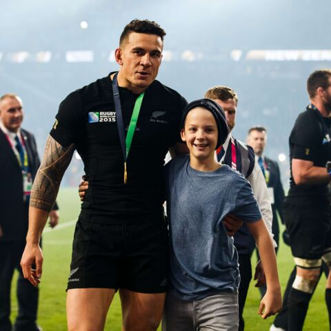 Sonny Bill Williams, champion au grand cœur