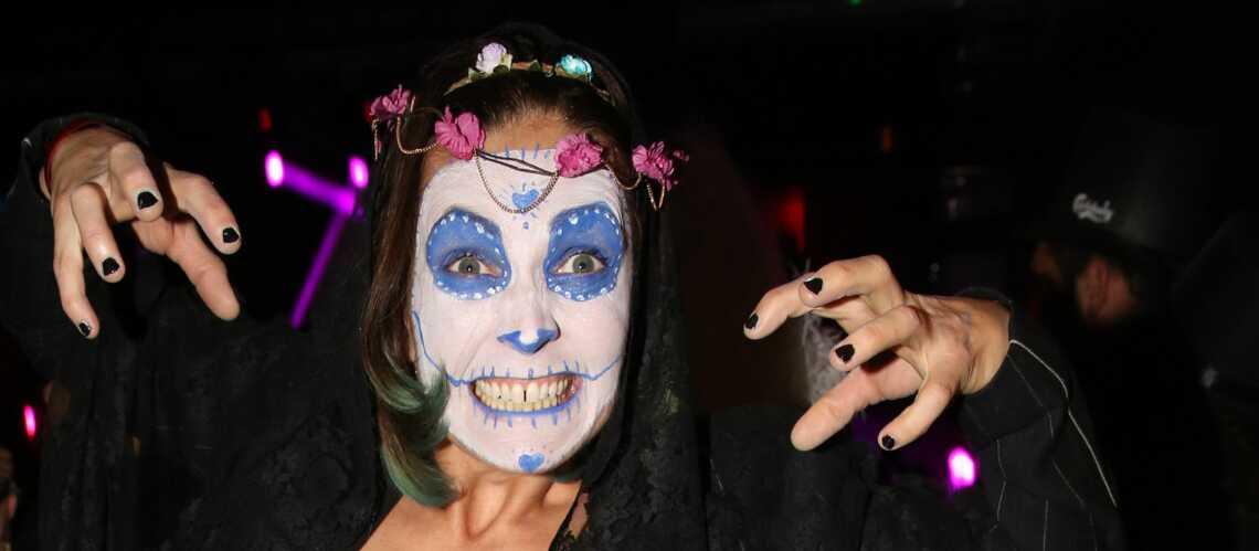Gala By Night: Adeline Blondieau en grande forme pour fêter Halloween