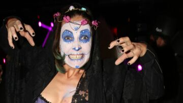 Gala By Night : Adeline Blondieau en grande forme pour fêter Halloween