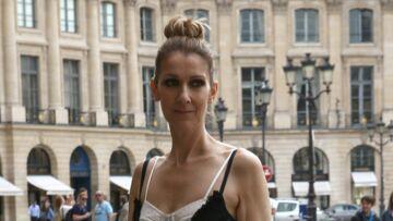 PHOTO – Céline Dion en combinaison transparente Guy Laroche: de retour en studio, plus radieuse que jamais