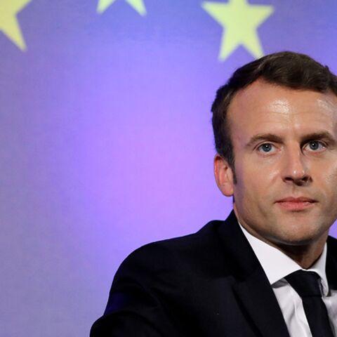 PHOTO – Quand Emmanuel Macron écrit un poème en anglais pour une jeune fan