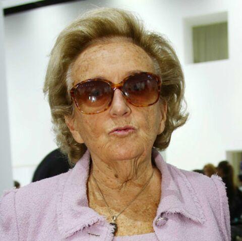 Bernadette Chirac: «Une première dame présentant une émission de télé? Ce ne serait pas convenable»