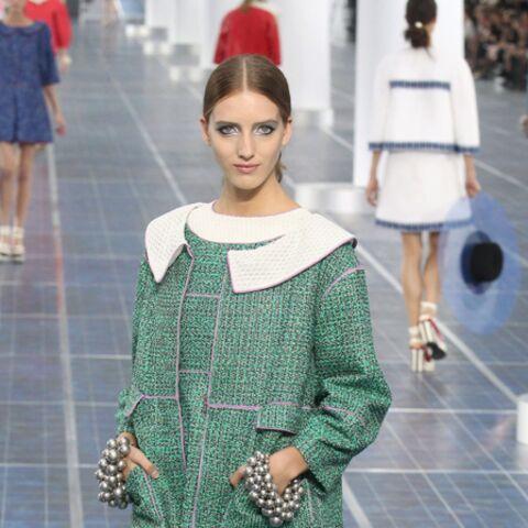 Fashion Week Printemps-Été 2013 – Chanel