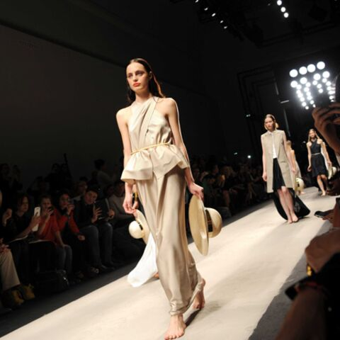 Fashion Week Printemps-Été 2013 – Maison Rabih Kayrouz