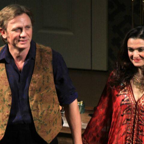 Photos – Rachel Weisz et Daniel Craig ensemble sur scène