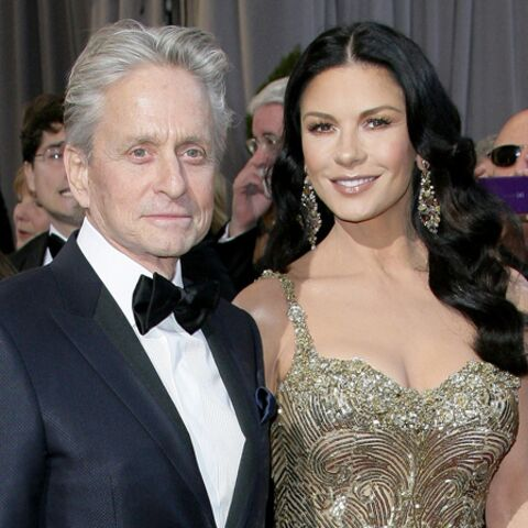 Michael Douglas et Catherine Zeta-Jones, c'est reparti