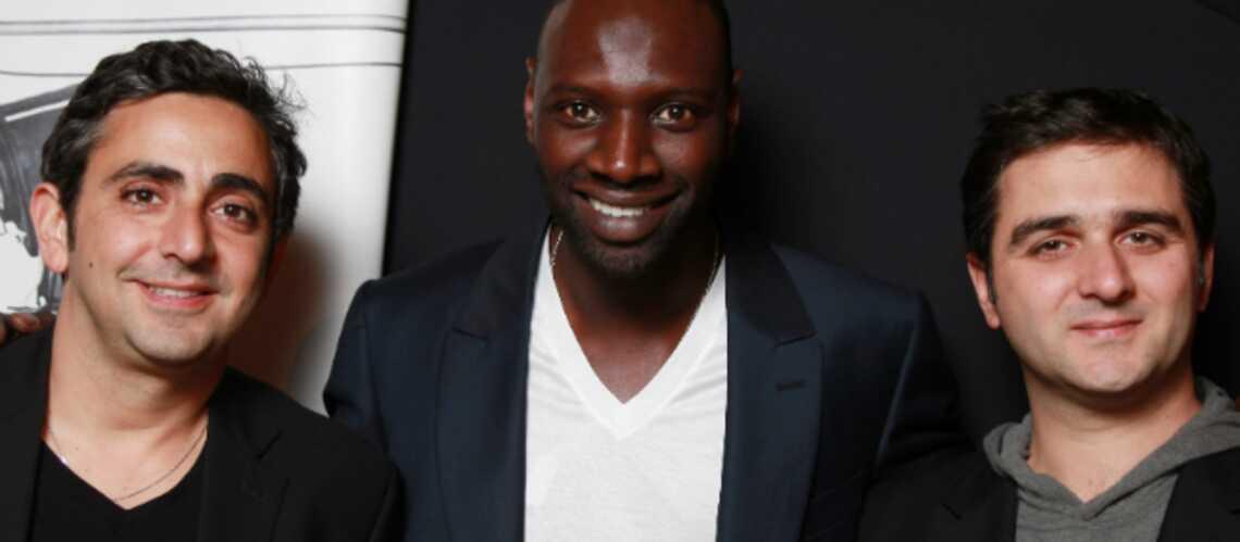 Omar Sy retrouve les réalisateurs d'Intouchables