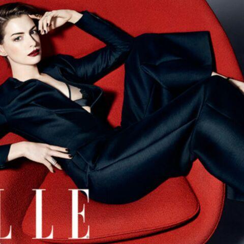 Anne Hathaway: «la célébrité m'a anéantie»
