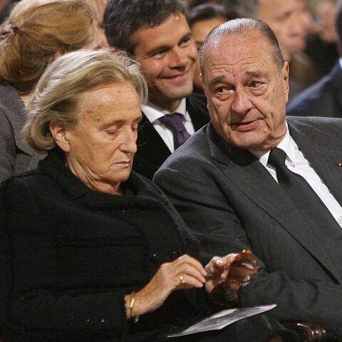 Dans l'intimité, Bernadette tyranniserait Jacques Chirac