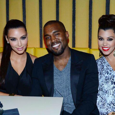 Kanye West aime toutes les Kardashian
