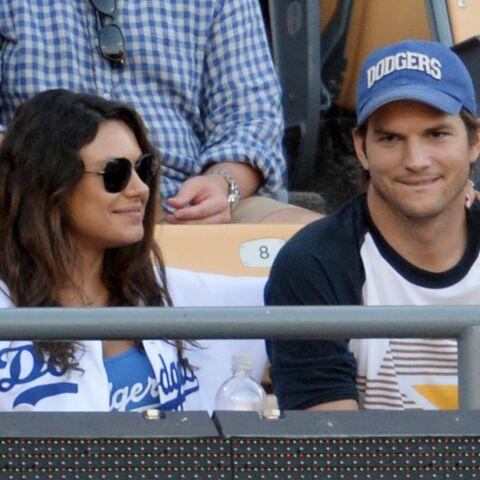 Ashton Kutcher et Mila Kunis ont accueilli leur petite fille