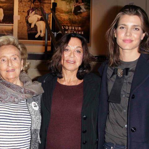 Charlotte Casiraghi et Bernadette Chirac: duo chic et choc