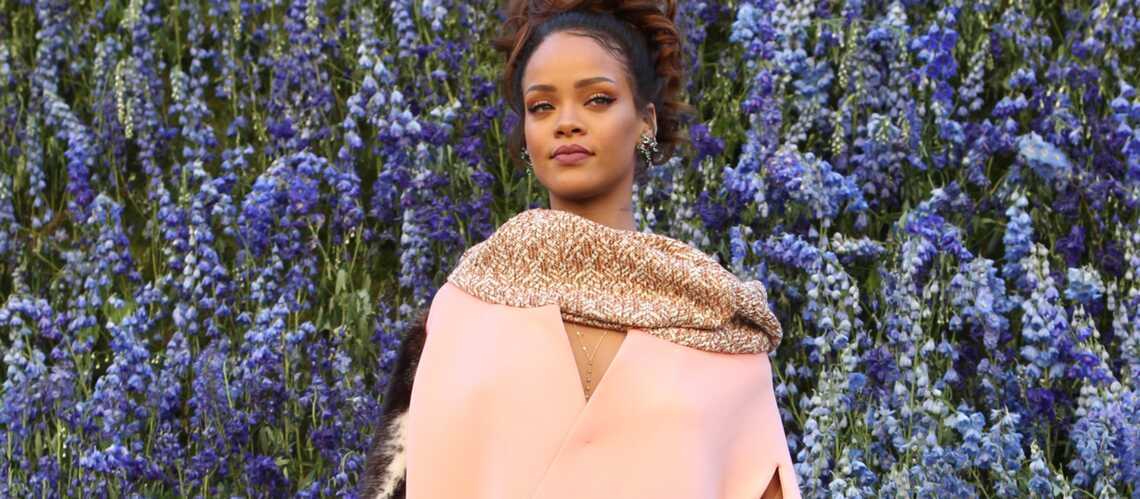 Rihanna, une égérie dans le jardin Dior