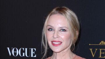 PHOTOS – Kylie Minogue plus jeune que jamais, le temps n'a pas de prise sur elle